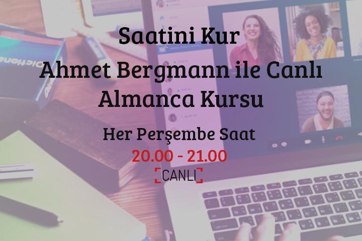 Ahmet Bergmann